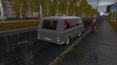 РАФ-2203 (1.5.9) - City Car Driving мод (изображение 3)