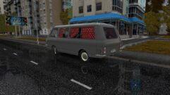 РАФ-2203 (1.5.9) - City Car Driving мод (изображение 4)