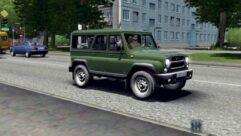 УАЗ 3153 (1.5.9) - City Car Driving мод (изображение 2)