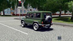 УАЗ 3153 (1.5.9) - City Car Driving мод (изображение 3)