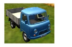 УАЗ 3303 (1.5.9) - City Car Driving мод