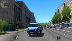 УАЗ 3303 (1.5.9) - City Car Driving мод (изображение 2)