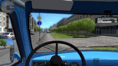 УАЗ 3303 (1.5.9) - City Car Driving мод (изображение 4)