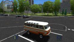 УАЗ 450 (1.5.9) - City Car Driving мод (изображение 2)