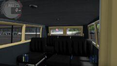 УАЗ 450 (1.5.9) - City Car Driving мод (изображение 5)