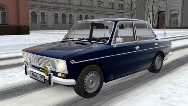 ВАЗ 2103 (1.5.9) - City Car Driving мод
