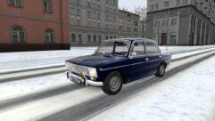 ВАЗ 2103 (1.5.9) - City Car Driving мод (изображение 2)