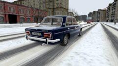 ВАЗ 2103 (1.5.9) - City Car Driving мод (изображение 3)