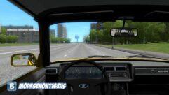 ВАЗ 2104 (1.5.9) - City Car Driving мод (изображение 3)
