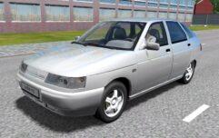 ВАЗ 2112 (1.5.9) - City Car Driving мод