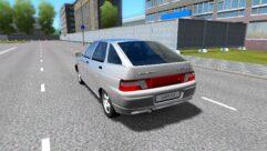 ВАЗ 2112 (1.5.9) - City Car Driving мод (изображение 3)