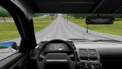 ВАЗ 2112 (1.5.9) - City Car Driving мод (изображение 4)
