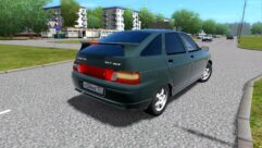 ВАЗ 2112 (1.5.9) - City Car Driving мод (изображение 6)