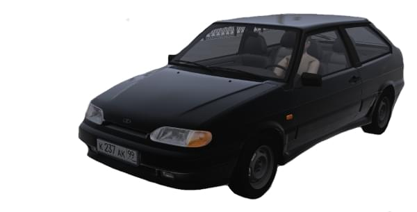 Ваз 2113 16v (1.5.9) - City Car Driving мод