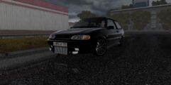 Ваз 2113 16v (1.5.9) - City Car Driving мод (изображение 2)