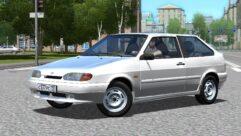 ВАЗ 2113 (1.5.9) - City Car Driving мод