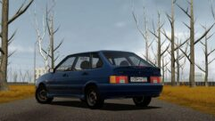 Ваз 2114 16v (1.5.9) - City Car Driving мод (изображение 2)