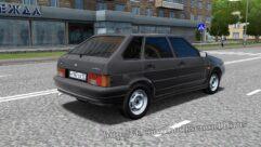 ВАЗ 2114 (1.5.9) - City Car Driving мод (изображение 5)