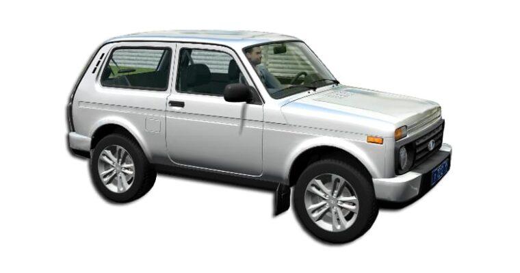 ВАЗ Нива Urban (1.5.9) - City Car Driving мод