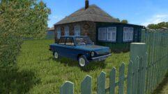 ЗАЗ 968М (1.5.9) - City Car Driving мод (изображение 2)