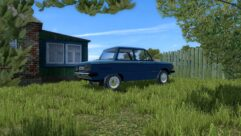 ЗАЗ 968М (1.5.9) - City Car Driving мод (изображение 3)