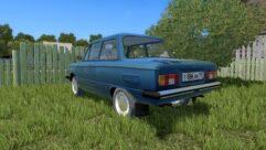 ЗАЗ 968М (1.5.9) - City Car Driving мод (изображение 7)