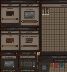 10x Output- Input- and Storage- Stacks - Kenshi мод (изображение 2)