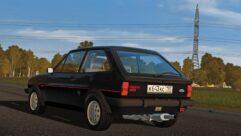 1981 Ford Fiesta XR2 MK1 (1.5.9) - City Car Driving мод (изображение 2)