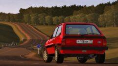 1981 Ford Fiesta XR2 MK1 (1.5.9) - City Car Driving мод (изображение 6)