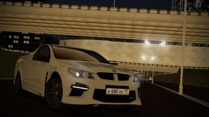 2014 HSV GTS Maloo (1.5.9) - City Car Driving мод