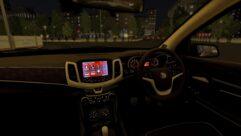 2014 HSV GTS Maloo (1.5.9) - City Car Driving мод (изображение 3)