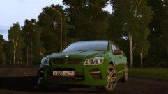 2014 HSV GTS Maloo (1.5.9) - City Car Driving мод (изображение 4)