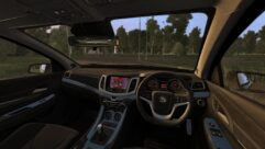2014 HSV GTS Maloo (1.5.9) - City Car Driving мод (изображение 7)