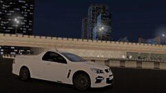 2014 HSV GTS Maloo (1.5.9) - City Car Driving мод (изображение 8)