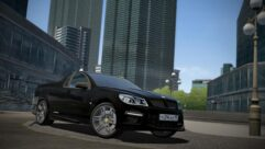 2014 HSV GTS Maloo (1.5.9) - City Car Driving мод (изображение 9)