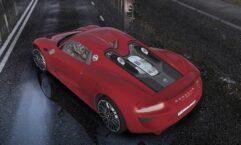 2014 Porsche 918 Spyder (1.5.9) - City Car Driving мод (изображение 2)