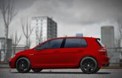 2014 Volkswagen Golf R (1.5.9) - City Car Driving мод (изображение 6)
