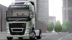 2014 Volvo FH (1.5.9) - City Car Driving мод