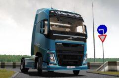 2014 Volvo FH (1.5.9) - City Car Driving мод (изображение 2)