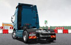 2014 Volvo FH (1.5.9) - City Car Driving мод (изображение 3)