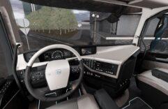 2014 Volvo FH (1.5.9) - City Car Driving мод (изображение 4)
