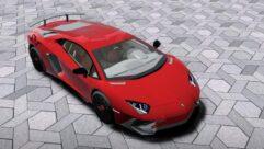 2015 Lamborghini Aventador SuperVeloce Coupe (1.5.9) - City Car Driving мод