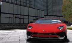 2015 Lamborghini Aventador SuperVeloce Coupe (1.5.9) - City Car Driving мод (изображение 5)