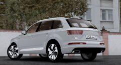 2016 Audi Q7 (1.5.9) - City Car Driving мод (изображение 2)