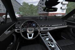 2016 Audi Q7 (1.5.9) - City Car Driving мод (изображение 3)
