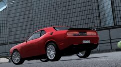 2016 Dodge Challenger SRT Hellcat (1.5.9) - City Car Driving мод (изображение 2)