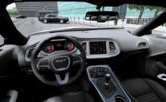 2016 Dodge Challenger SRT Hellcat (1.5.9) - City Car Driving мод (изображение 3)