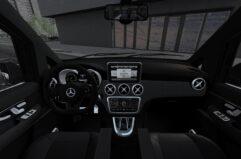 2016 Mercedes-Benz V-Class (1.5.9) - City Car Driving мод (изображение 3)