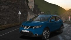 2016 Nissan Qashqai (1.5.9) - City Car Driving мод