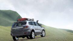 2017 Ford Everest Titanium (1.5.9) - City Car Driving мод (изображение 2)